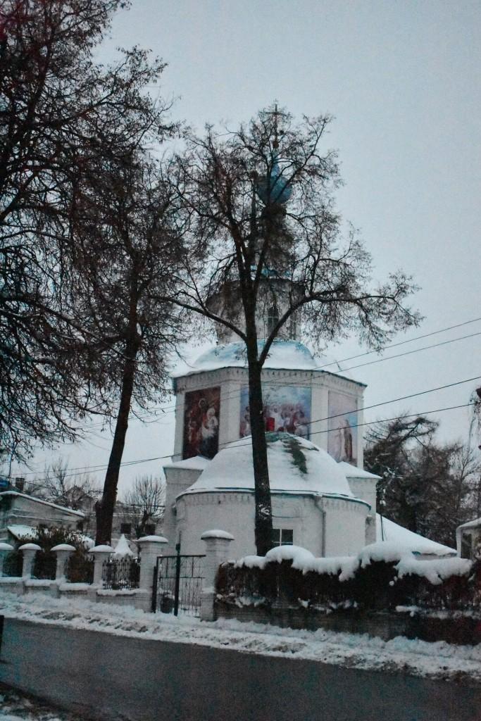 Троицкая церковь на улице Музейной, г. Владимир 02