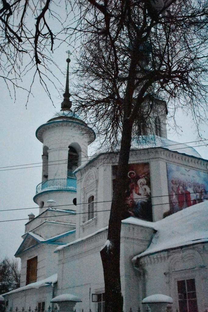 Троицкая церковь на улице Музейной, г. Владимир 03