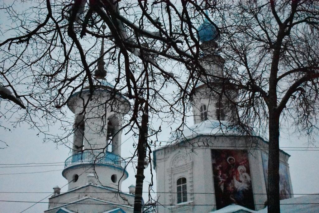 Троицкая церковь на улице Музейной, г. Владимир 04