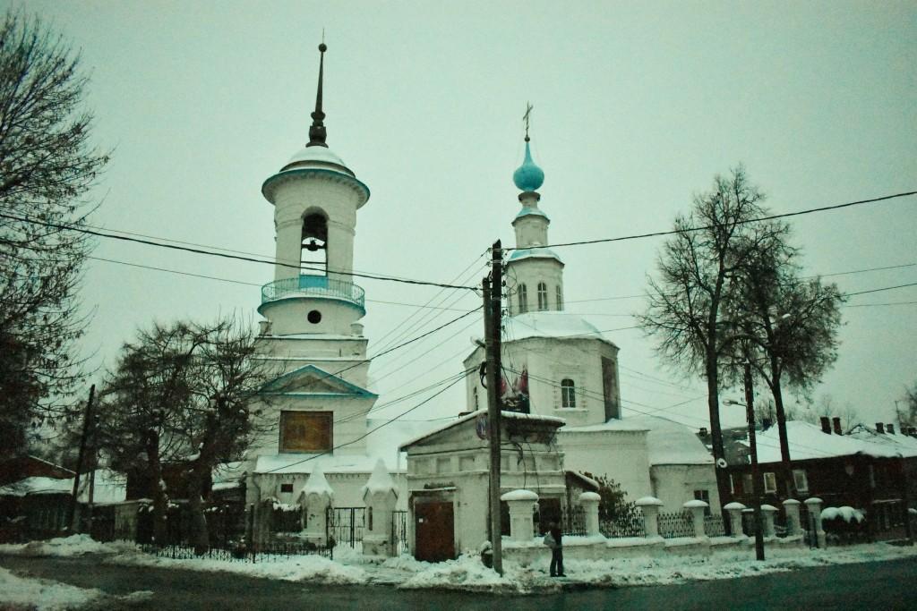Троицкая церковь на улице Музейной, г. Владимир 05