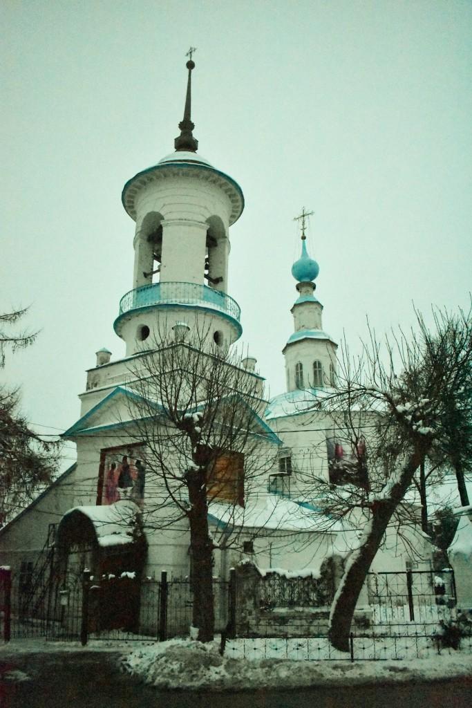Троицкая церковь на улице Музейной, г. Владимир 06