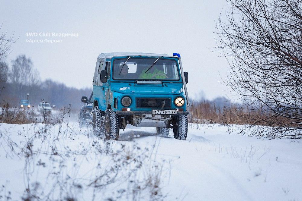 «Чечако-пати» 4WD 21.01.18, Владимир 13