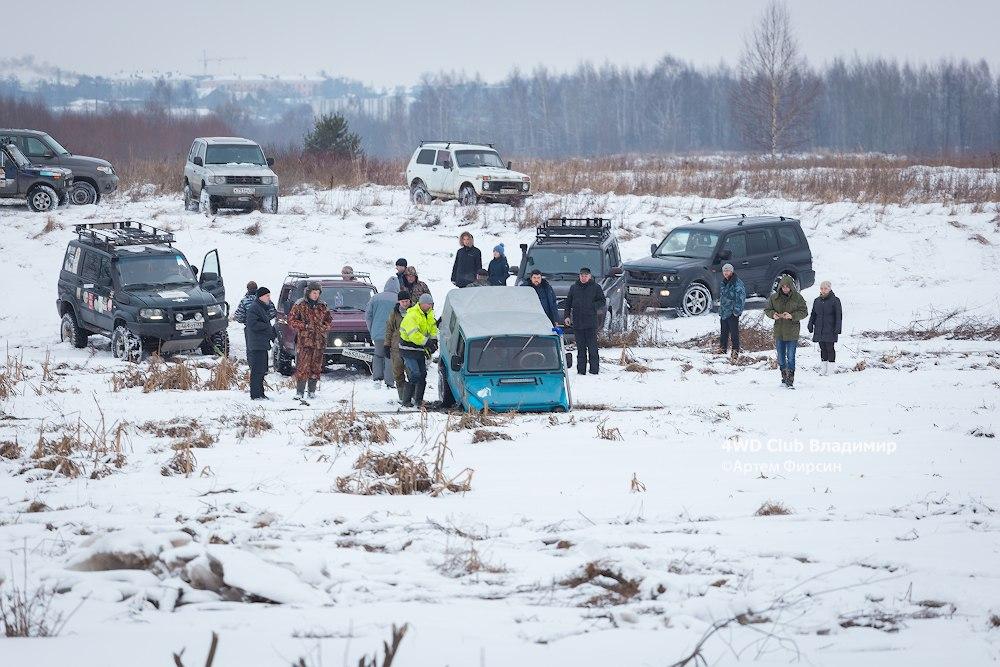 «Чечако-пати» 4WD 21.01.18, Владимир 32