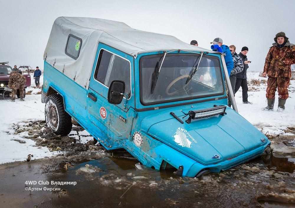 «Чечако-пати» 4WD 21.01.18, Владимир 35
