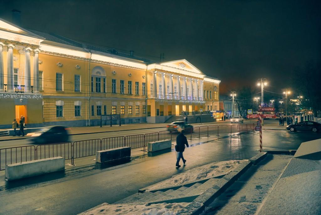 Владимирские январские сумерки 08