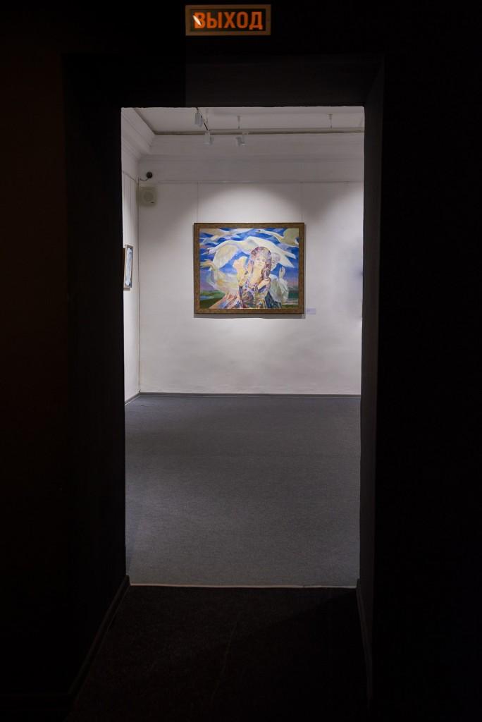 Выставка замечательного художника Георгия Шишкина 03