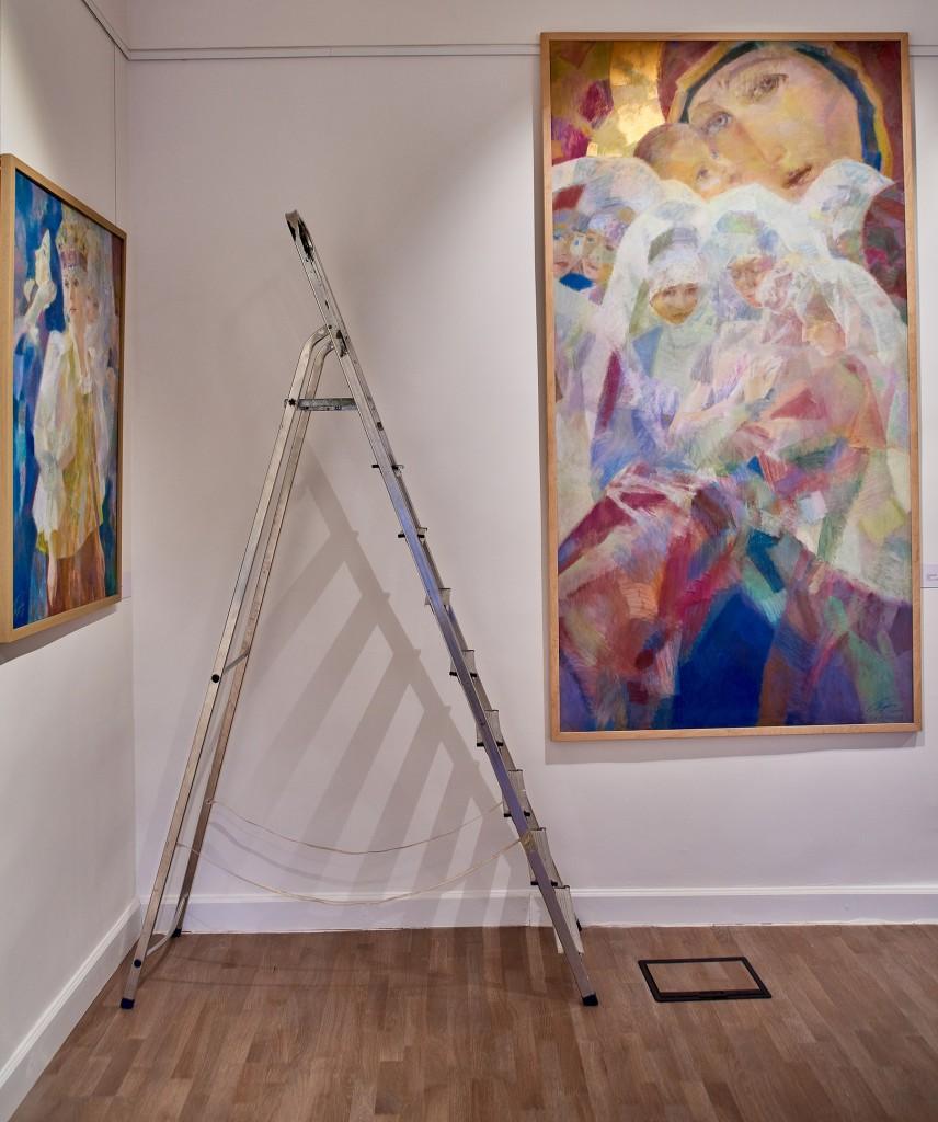 Выставка замечательного художника Георгия Шишкина 04