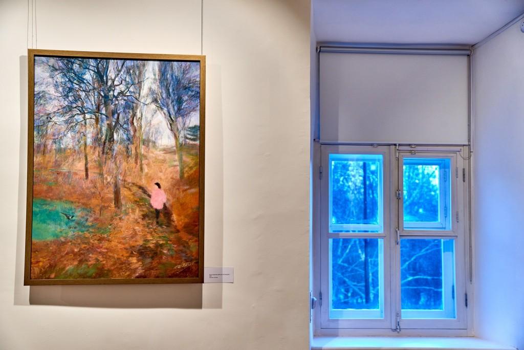 Выставка замечательного художника Георгия Шишкина 05