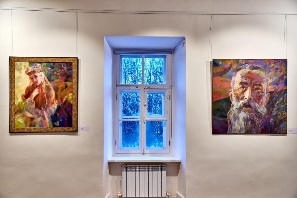 Выставка замечательного художника Георгия Шишкина 07