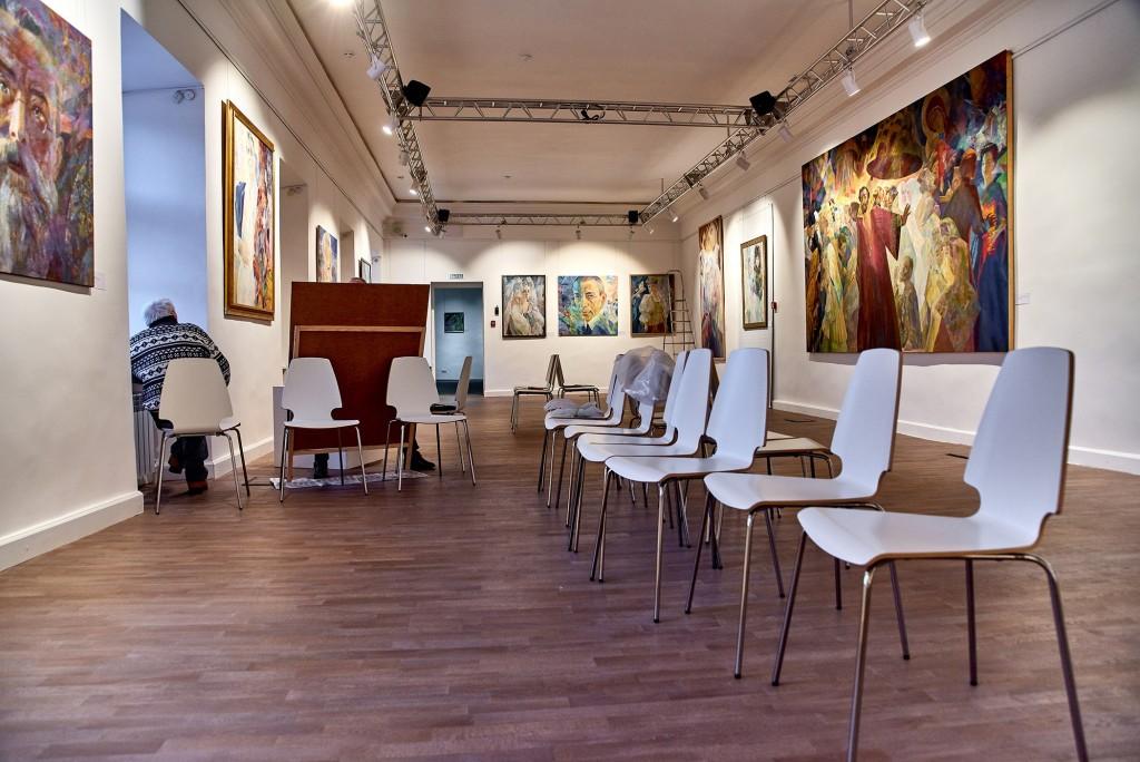 Выставка замечательного художника Георгия Шишкина 10
