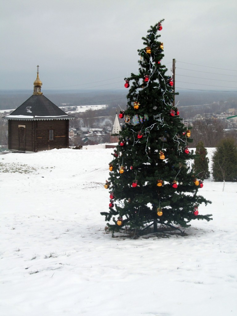 Гороховец в Рождество 02