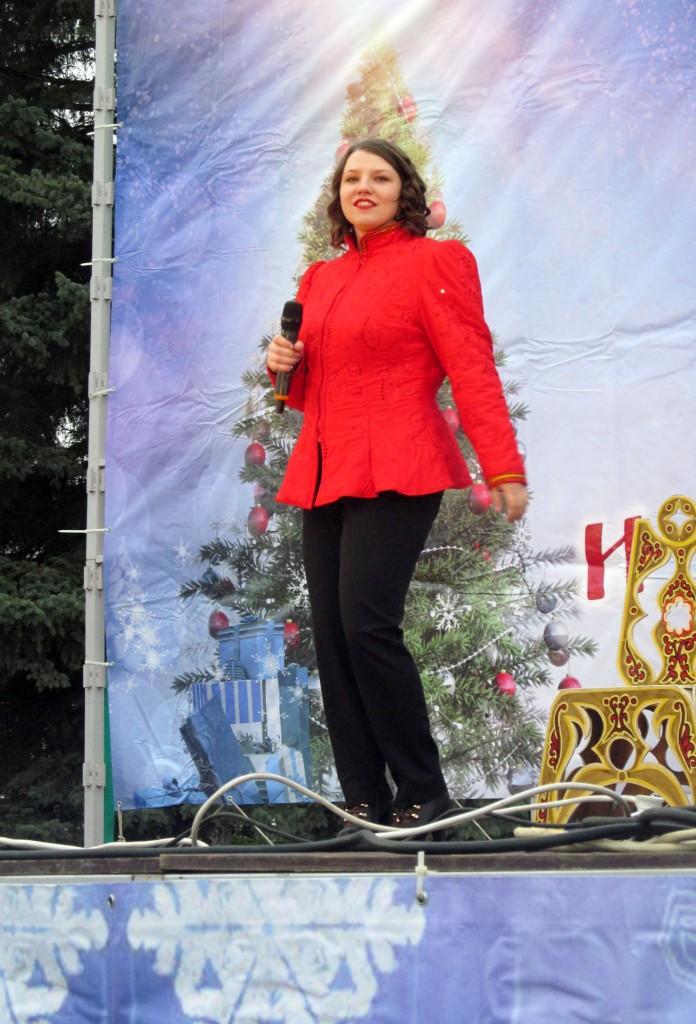 Гороховец в Рождество 05
