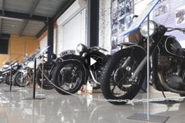 Музей мотоциклов на дороге Владимир — Суздаль