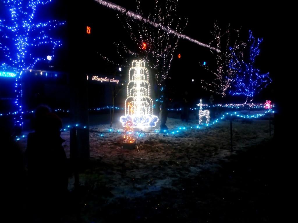 Новогоднее украшение Мстёры, Вязниковский район 01