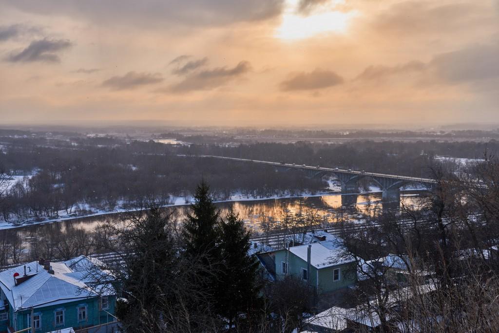Однажды во Владимире... когда выглянуло солнце (январь 2017) 04