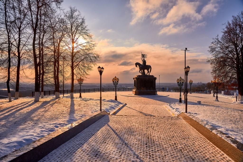 Однажды во Владимире... когда выглянуло солнце (январь 2017) 05