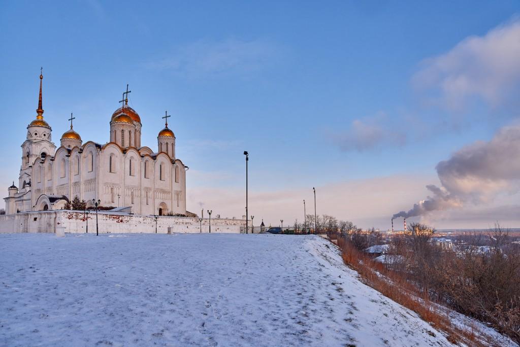 Однажды во Владимире... когда выглянуло солнце (январь 2017) 06
