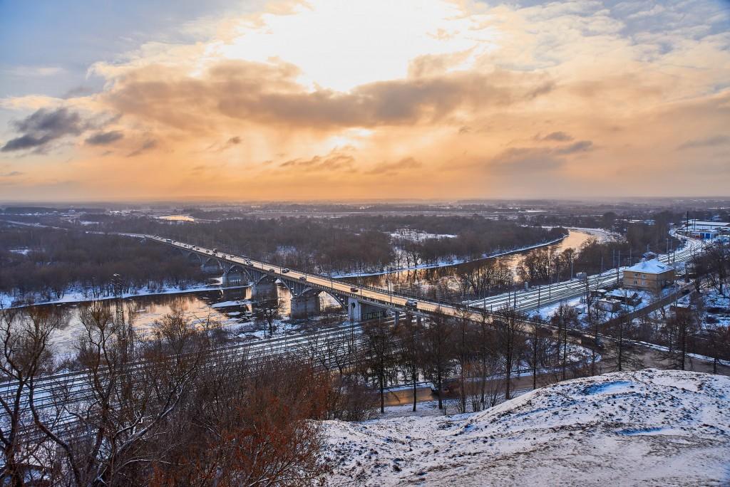 Однажды во Владимире... когда выглянуло солнце (январь 2017) 07