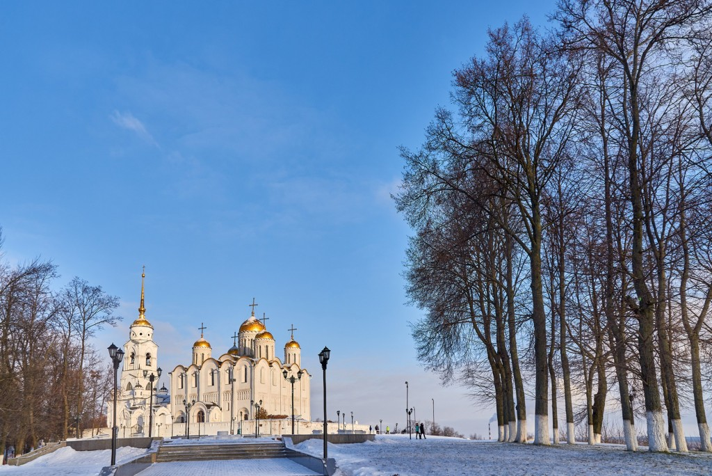 Однажды во Владимире... когда выглянуло солнце (январь 2017) 08