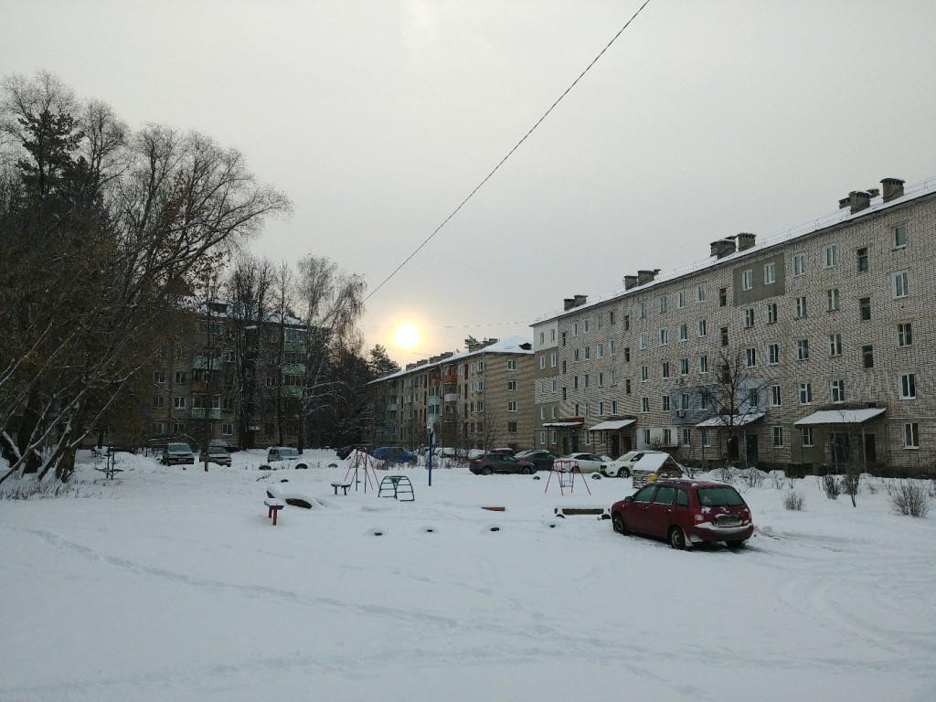 Рассвет на Озерной улице, Вербовский
