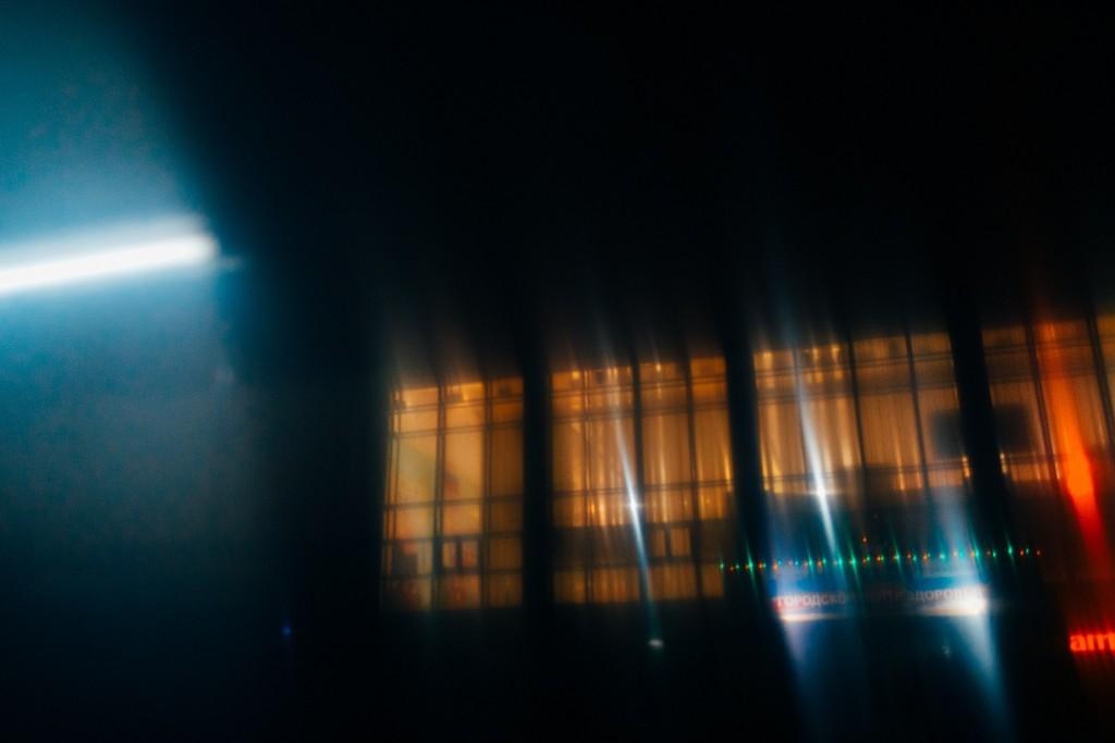Стекла и новогодние праздники в помощь - прошу в бесснежных городских огней космос 06