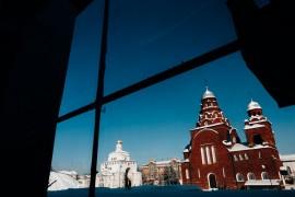 Владимир в феврале