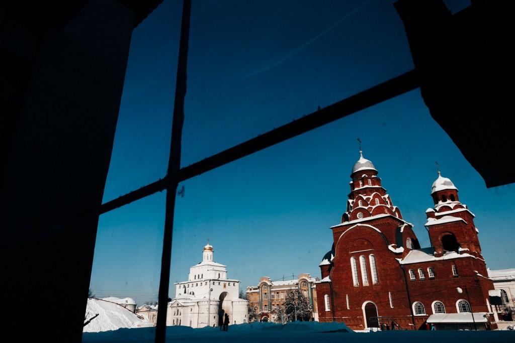 Владимир в феврале 01
