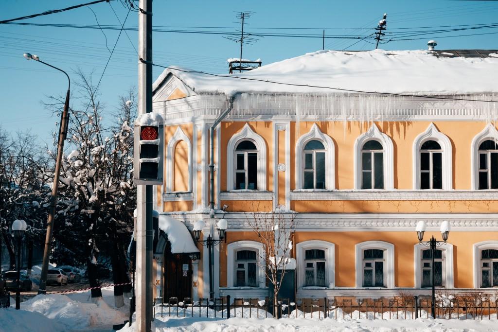 Владимир в феврале 07