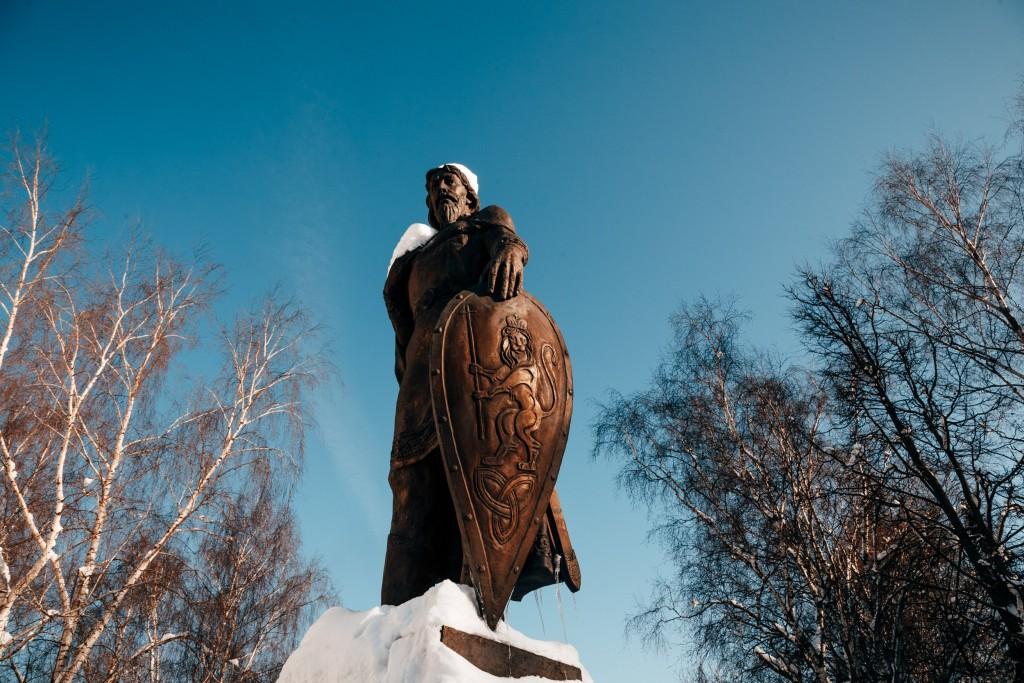 Владимир в феврале 12