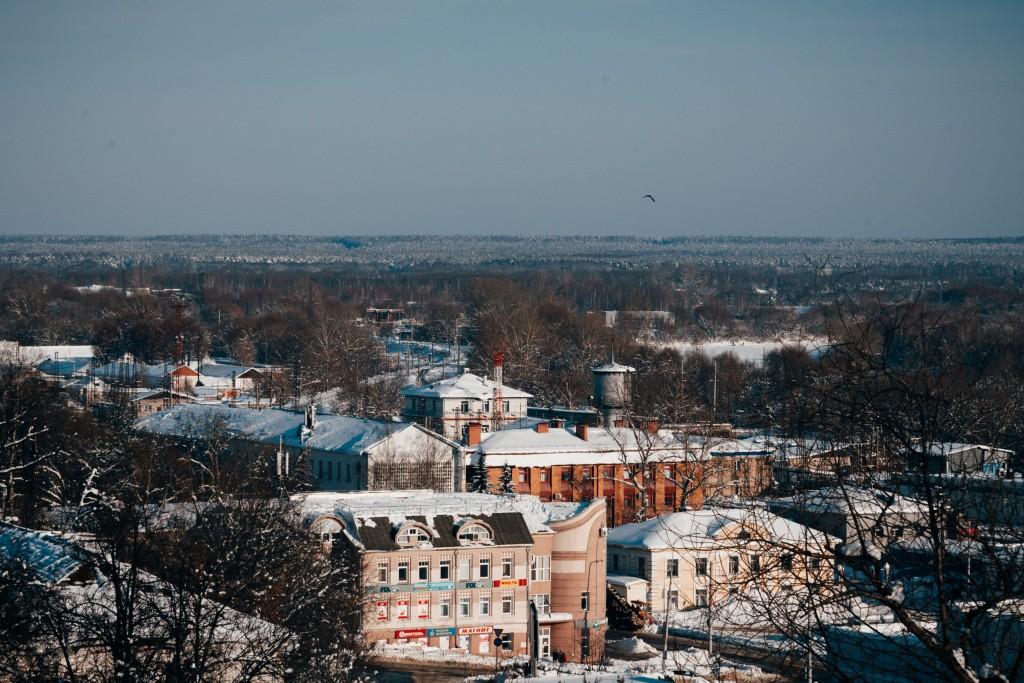 Владимир в феврале 17