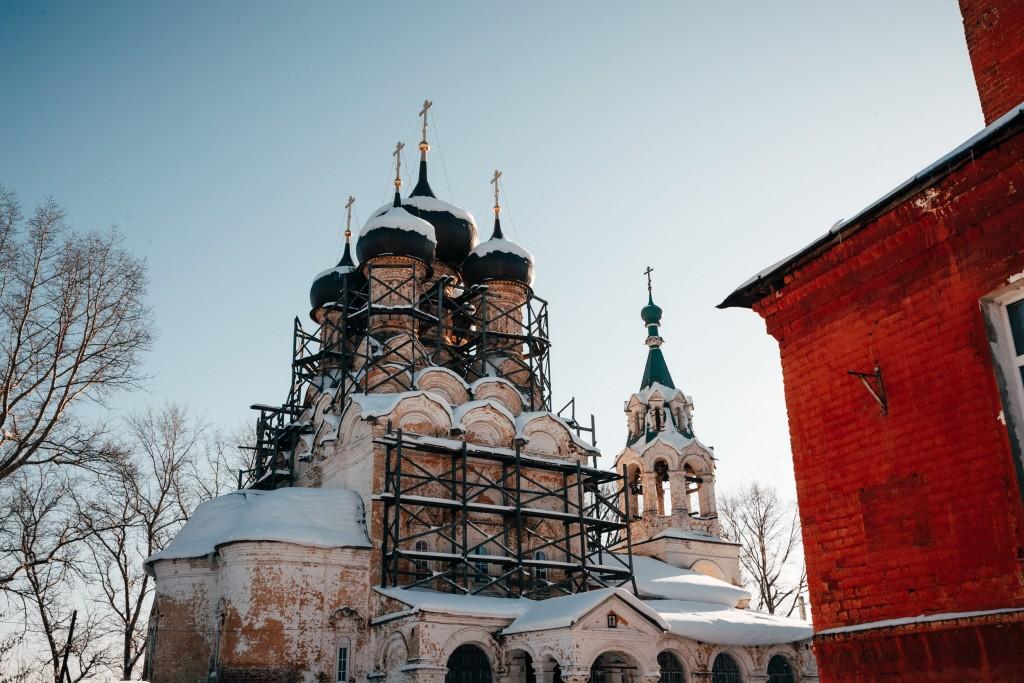 Владимир в феврале 21