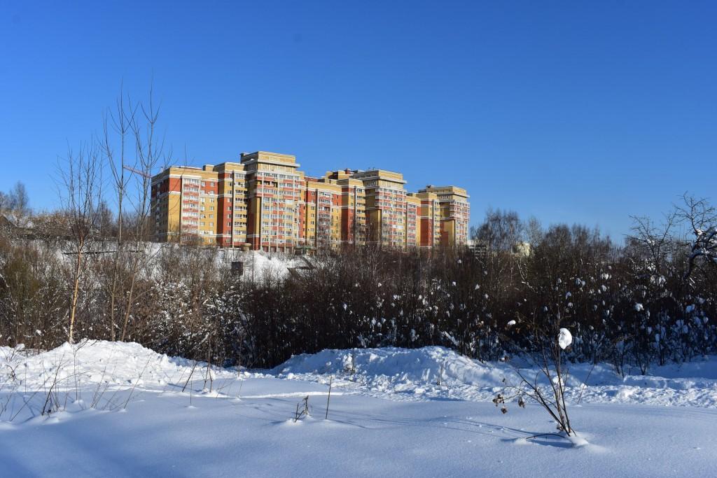 Владимир, улица Мира вблизи Дворца детского творчества 06