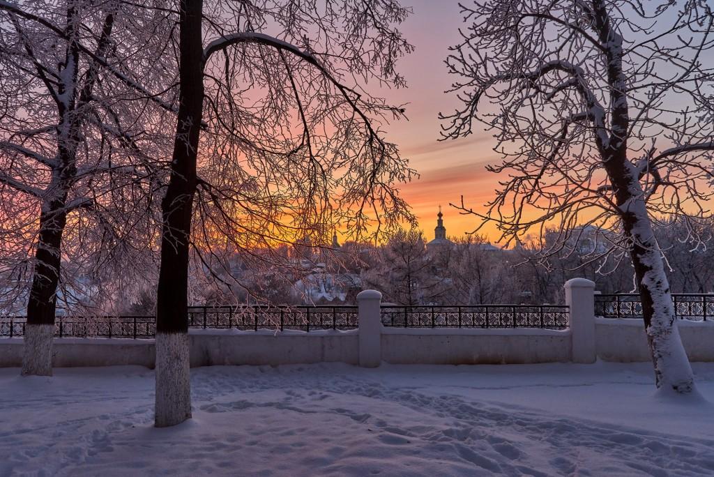 В ожидании весны... ( февраль, Владимир) 01