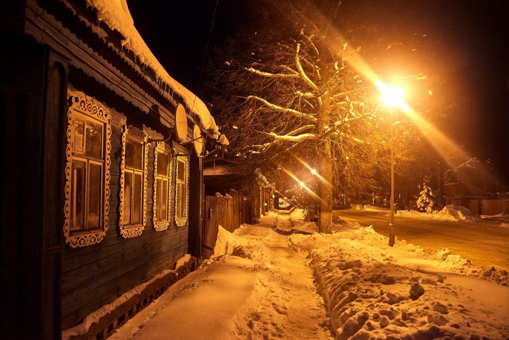 Еще немного вечернего, февральского Суздаля 08