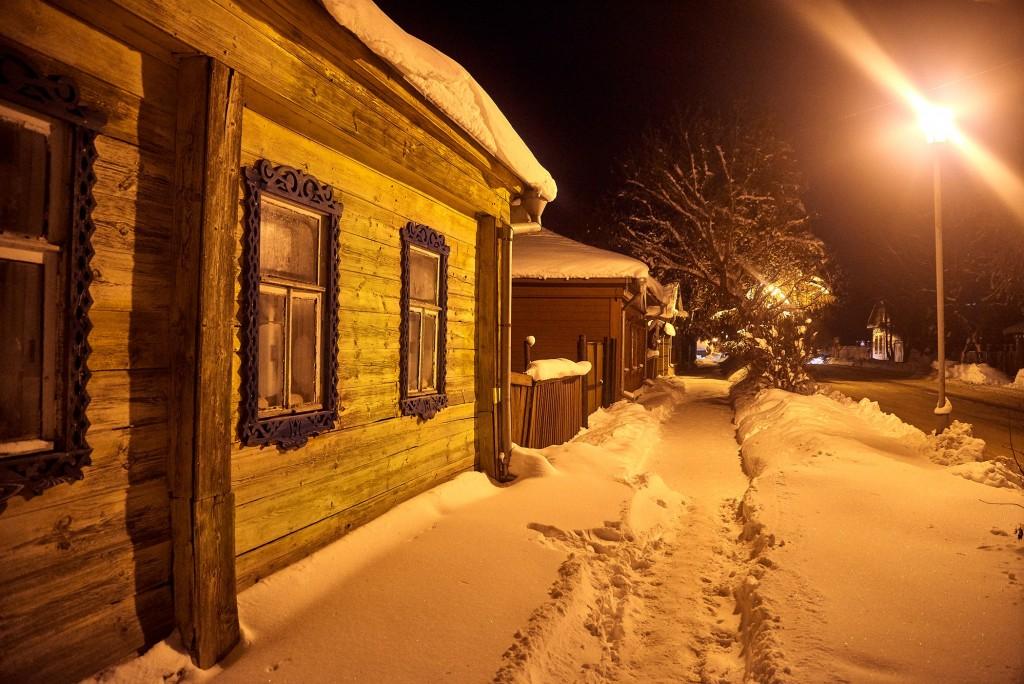 Еще немного вечернего, февральского Суздаля 09