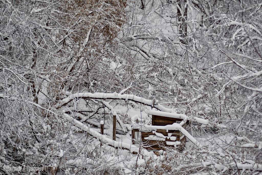 Зима в Муроме и окрестностях 21