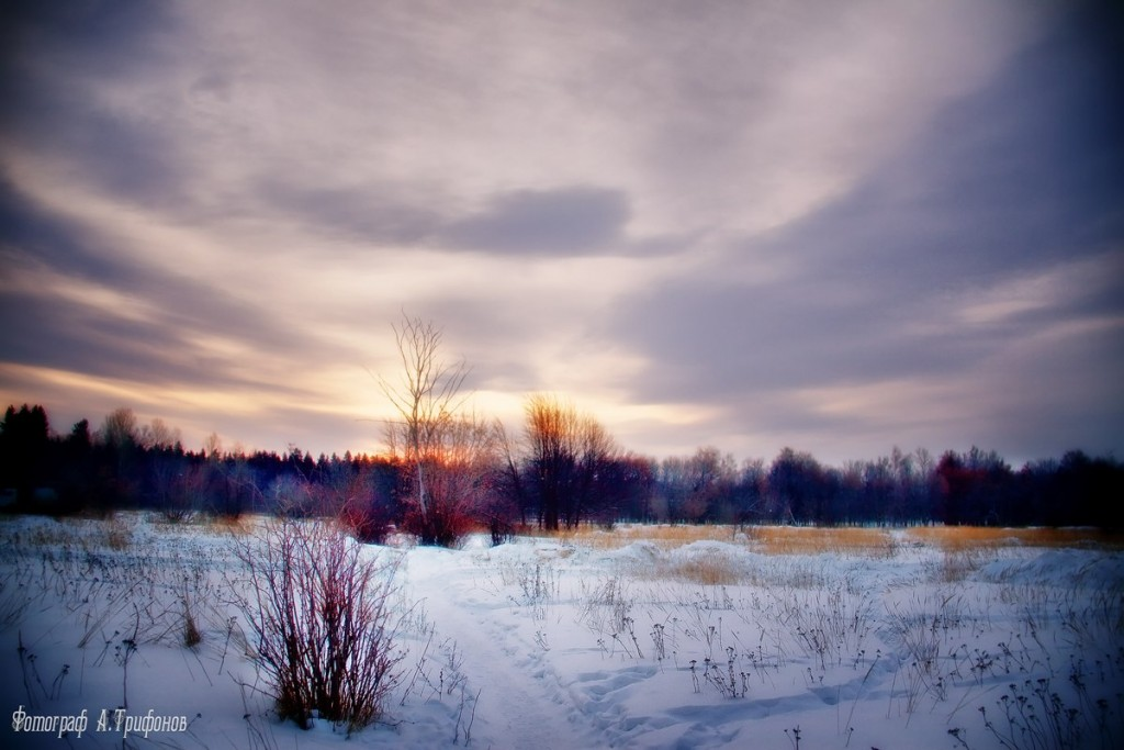 Зима в Муроме и окрестностях 39