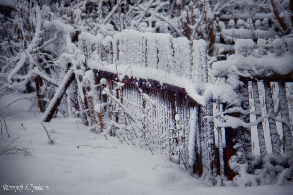 Зима в Муроме и окрестностях 40