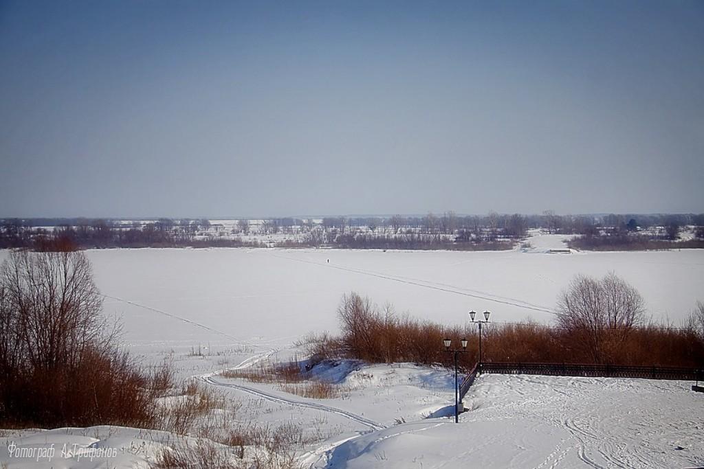 Зима в Муроме и окрестностях 45