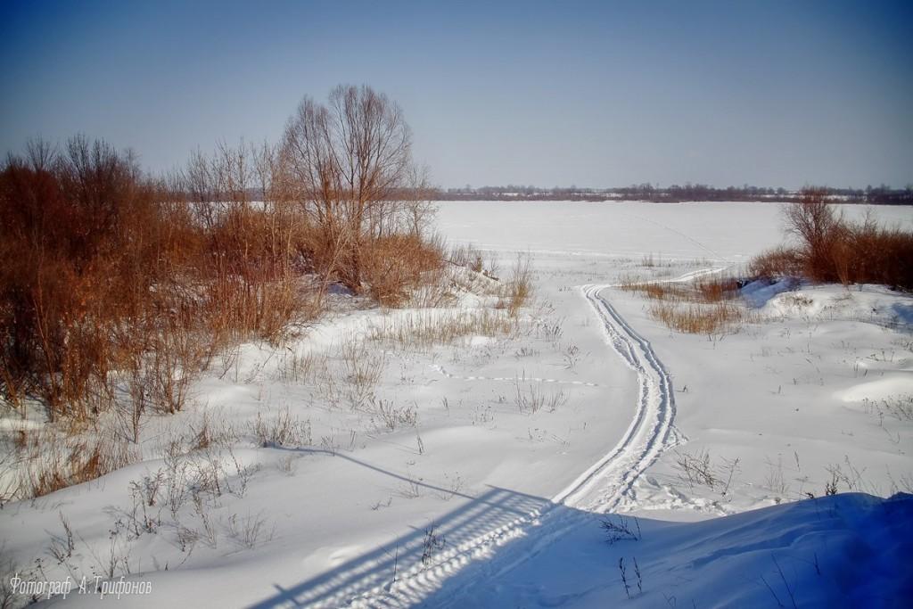 Зима в Муроме и окрестностях 46