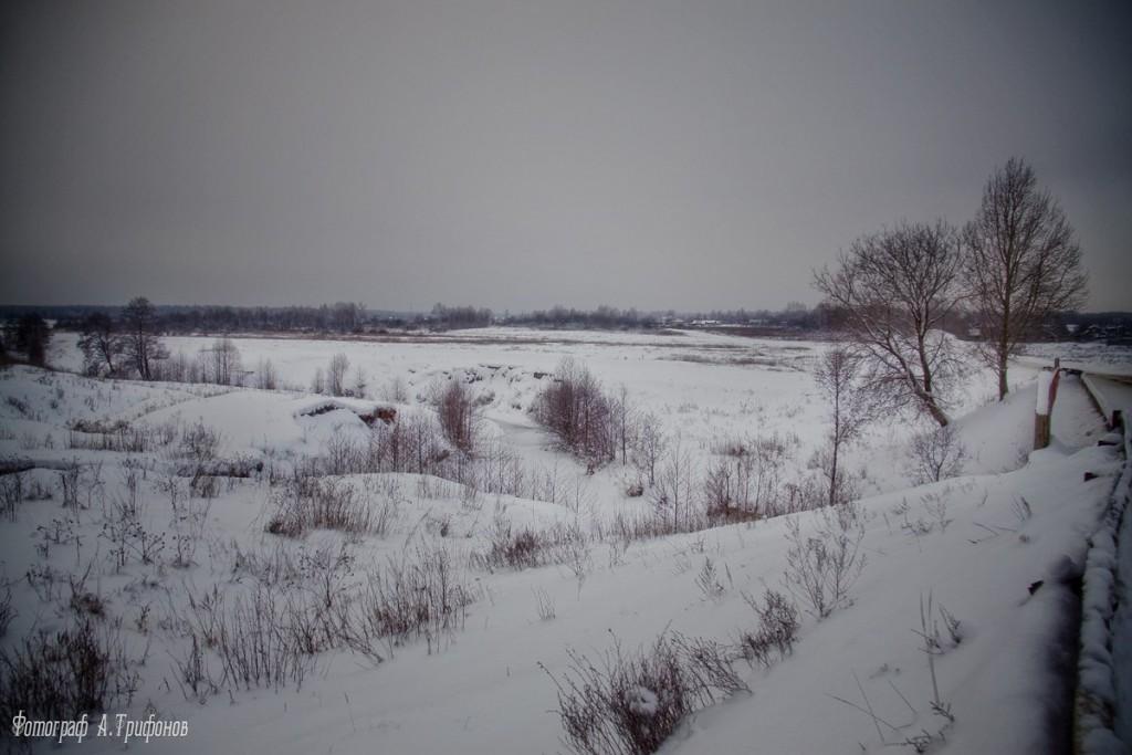 Зима в Муроме и окрестностях 55