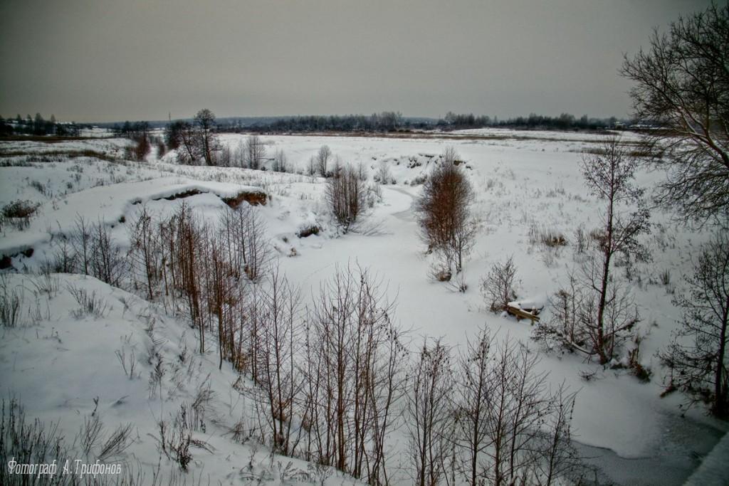 Зима в Муроме и окрестностях 56
