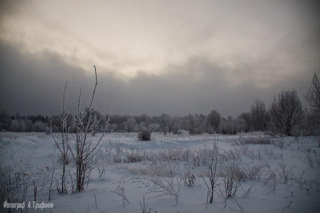Зима в Муроме и окрестностях 61