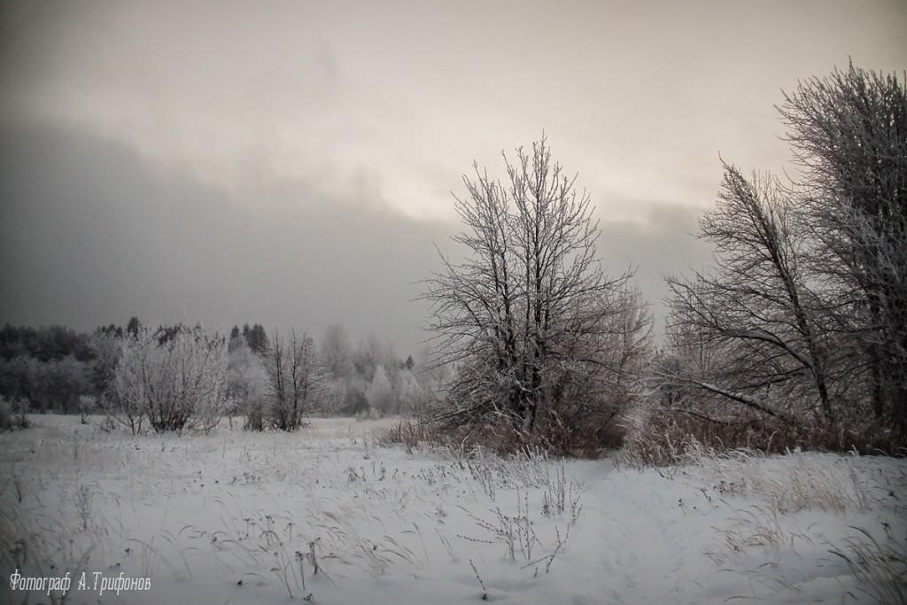Зима в Муроме и окрестностях 66