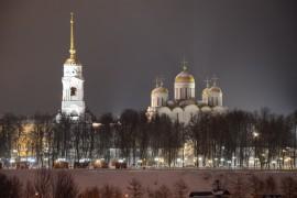 Зимний Владимир (конец января 2018)