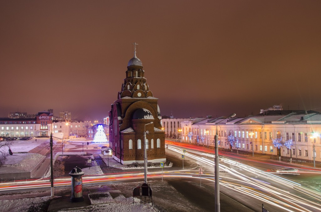 Зимний Владимир (конец января 2018) 02