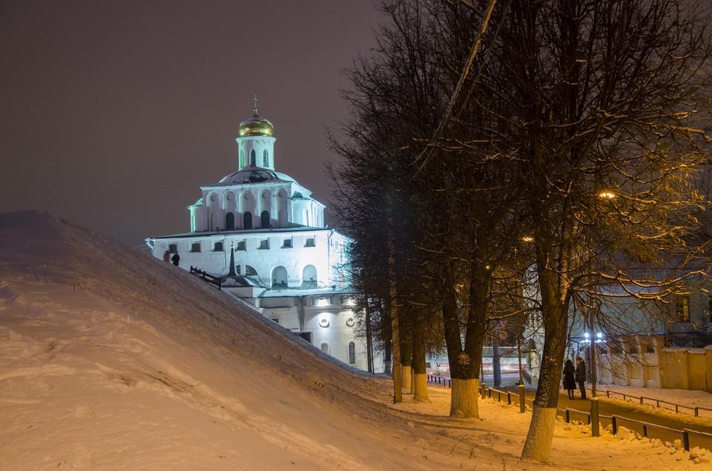 Зимний Владимир (конец января 2018) 03