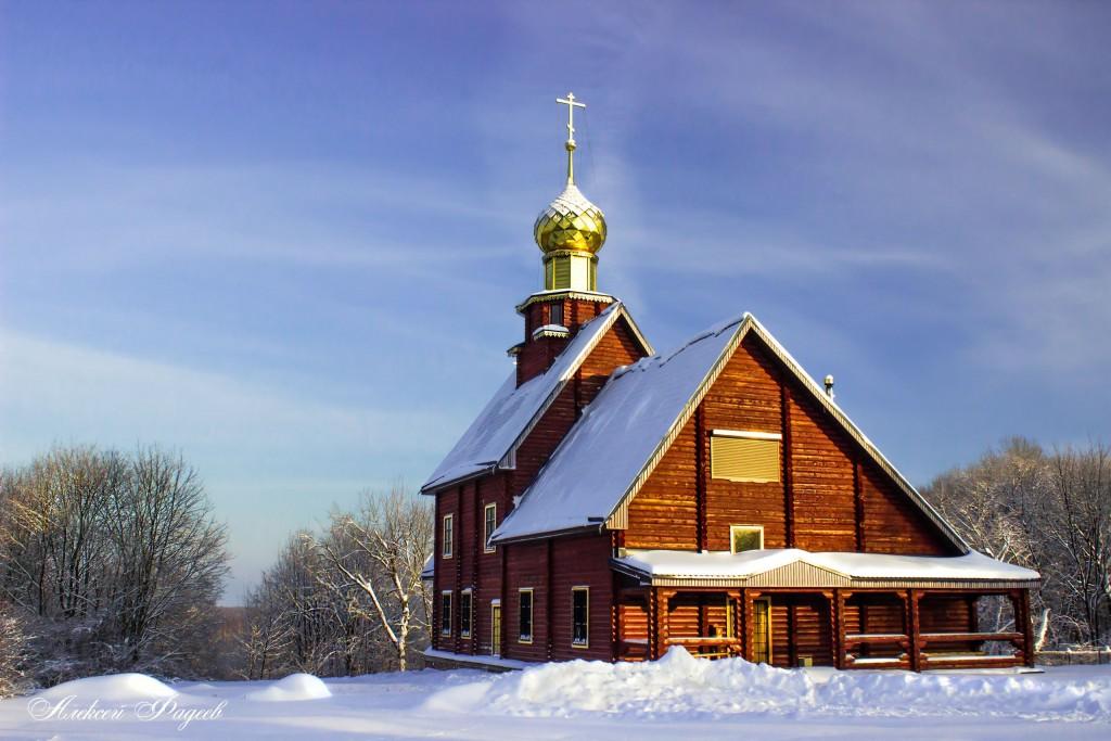 Казанская церковь в деревне Налескино (Вязниковский р-он)