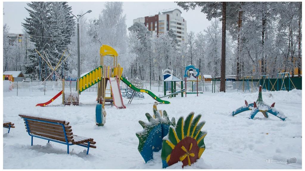 Ковров, зимний парк 04