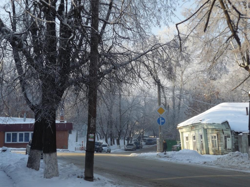 Морозная синь во Владимире 01